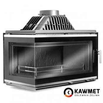 Каминная топка KAWMET W16  с левым боковым стеклом без рамы (14.7 kW). Фото 2