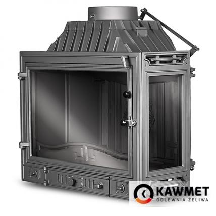 Камінна топка KAWMET W4 праве бокове скло (14.5 kW). Фото 4