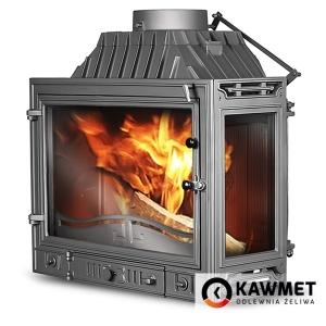 Камінна топка KAWMET W4 праве бокове скло (14.5 kW)