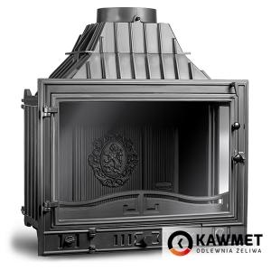 Каминная топка KAWMET W3 с правым боковым стеклом (16.7 kW). Фото 5