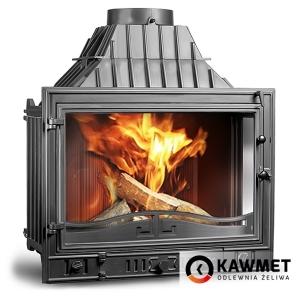 Каминная топка KAWMET W3 с правым боковым стеклом (16.7 kW). Фото 3