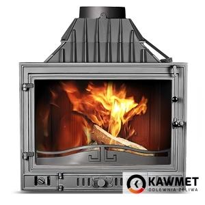 Каминная топка KAWMET W3 с правым боковым стеклом (16.7 kW). Фото 2
