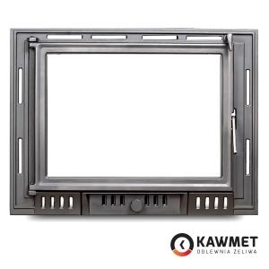 Двері для каміна KAWMET W6 515X685