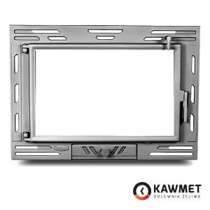 Двері для каміна KAWMET W9 490x680