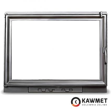 Двері для каміна KAWMET W8 640x790