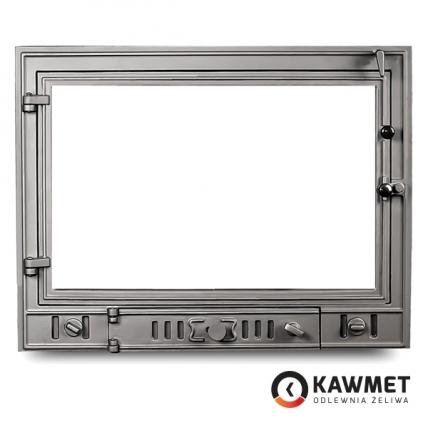 Двері для каміна KAWMET W4 540x700