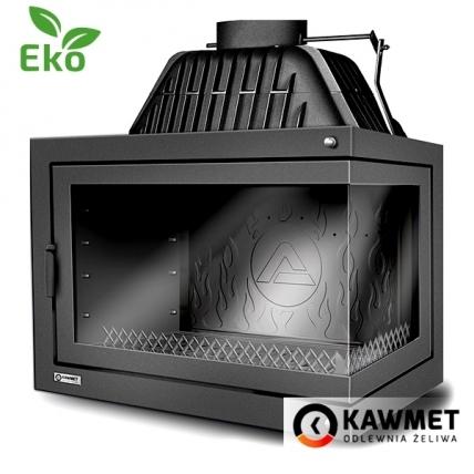 Каминная топка KAWMET W17 с правым боковым стеклом  (16.1 kW) EKO. Фото 3