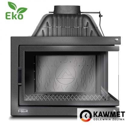 Каминная топка KAWMET W17 с правым боковым стеклом  (16.1 kW) EKO. Фото 4