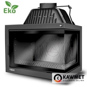 Каминная топка KAWMET W17 Dekor правая боковая  (16.1 kW) EKO. Фото 2