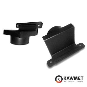Долот (адаптер) сталевий KAWMET для подачі повітря зовні W15