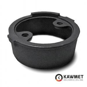 Долот (адаптер) чавунний KAWMET для подачі повітря зовні (W16, W17)