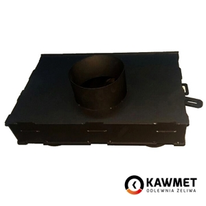 Долот (адаптер) сталевий для подачі повітря зовні KAWMET до моделі W17 16,1 kW/12,3 kW EKO. Фото 4