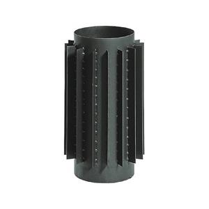 Труба радіатор для димоходу KAISER PIPES (2 мм) 50 см Ø200