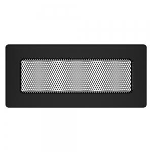 Вентиляційна решітка для каміна SAVEN 11х24 чорна