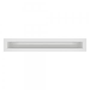 Вентиляционная решетка для камина SAVEN Loft 60х400 белая