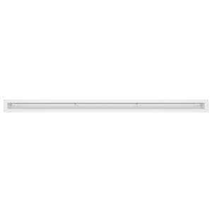Вентиляційна решітка для каміна SAVEN Loft 60х1000 біла