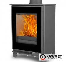 Чавунна піч KAWMET Premium S17 (P5) Dekor (4,9 kW)
