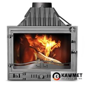 Камінна топка KAWMET W3 трьохстороння (16.7 kW). Фото 2