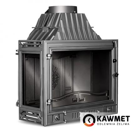 Камінна топка KAWMET W3 ліве бокове скло (16.7 kW). Фото 5