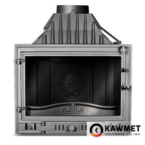Каминная топка KAWMET W3 с левым боковым стеклом (16.7 kW). Фото 6