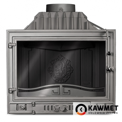 Каминная топка KAWMET W4 с левым боковым стеклом (14.5 kW). Фото 6