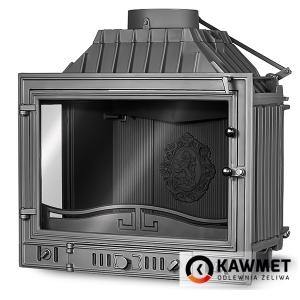 Каминная топка KAWMET W4 с левым боковым стеклом (14.5 kW). Фото 5